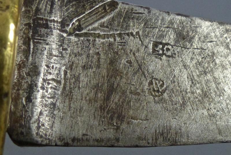 Sabre briquet An IX P1170413