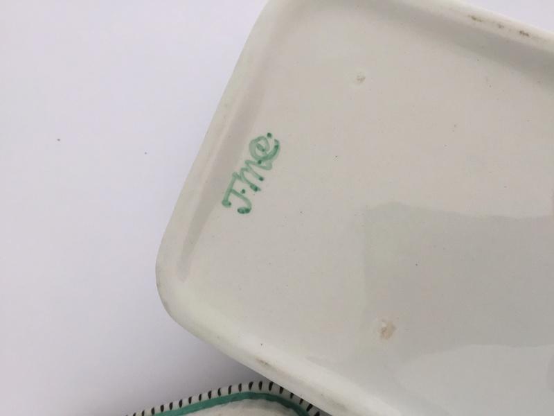 Sardine dish marked JMCD Img_2630