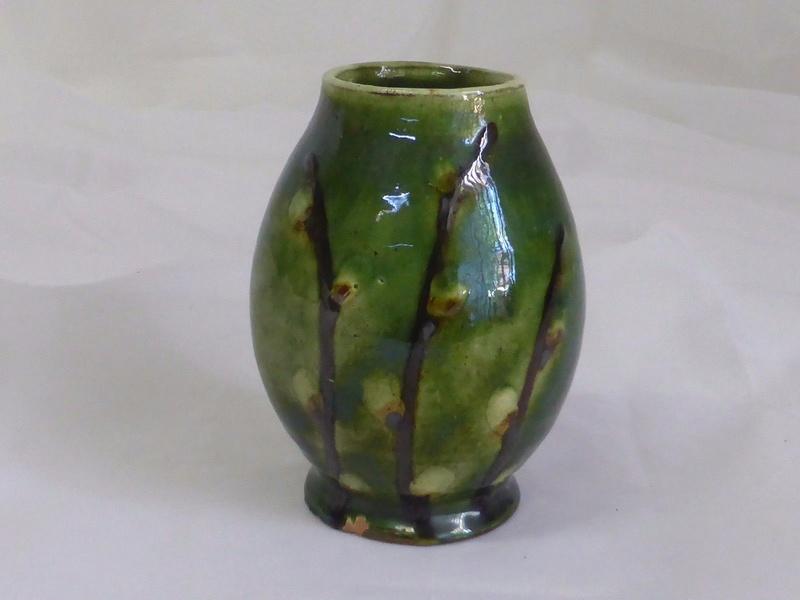 German vase marked WL S-l16021