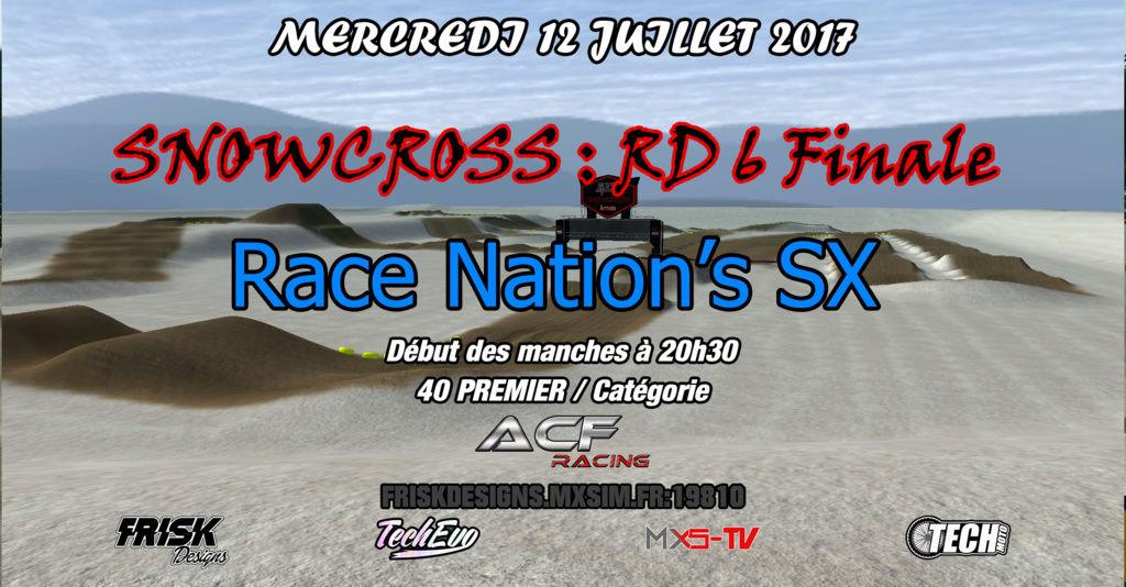ROUND 6 FINALE : Race Nation's SX Round_12