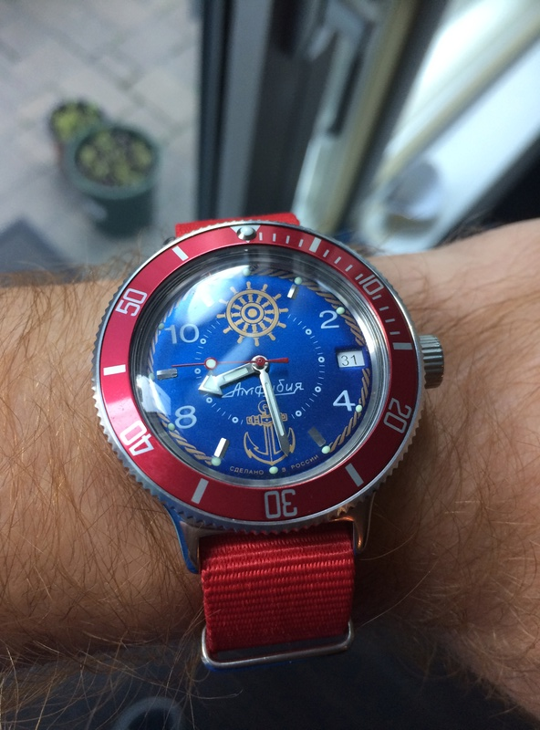 Remplacement lunette Vostok Amphibia Img_0911
