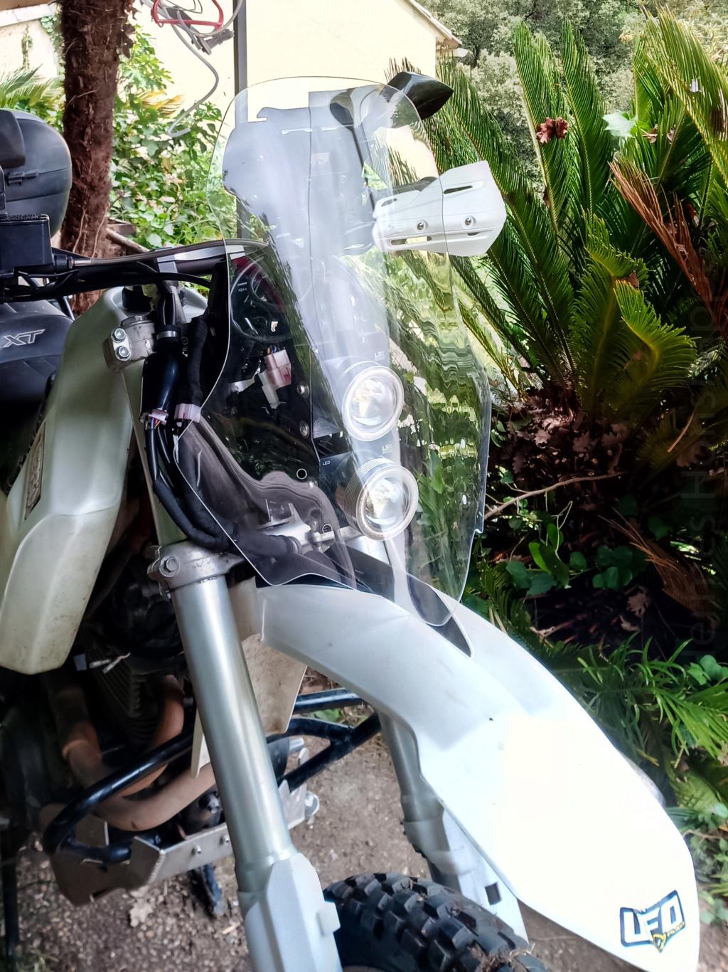 Qu'avez vous fait à votre moto aujourd'hui ? - Page 28 20190533