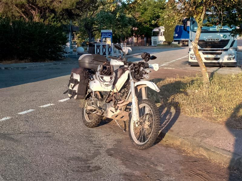 Qu'avez vous fait à votre moto aujourd'hui ? - Page 28 20190611