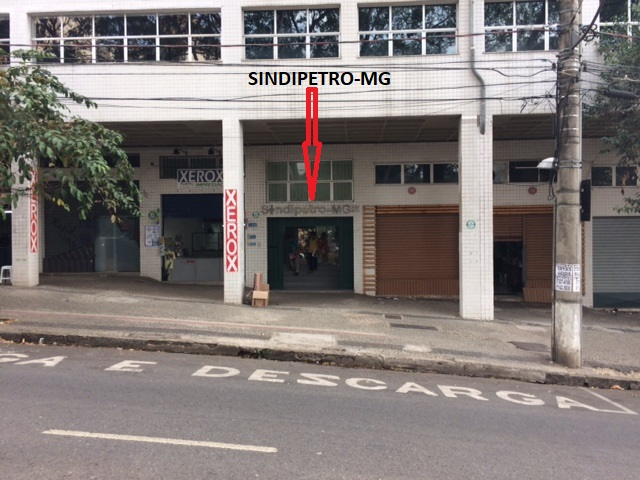 COMO CHEGAR NO SINDIPETRO-MG NO EVENTO POLÍTICA MINERAL -01/09/2018 Img_6810