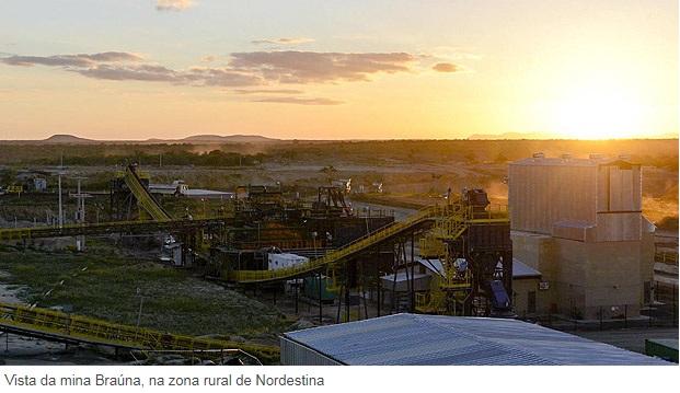 Temer propõe criação de agência e novas regras para setor de mineração Nordes10