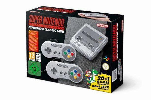 SNES Classic Mini - Another Overpriced Trashtendo product? 2017-010