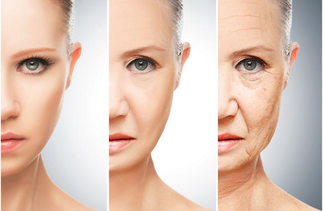 Типы старения кожи Bd9b4210