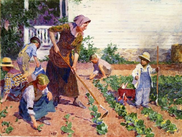 Псалом 1 (В помощь дачникам и садоводам) 0510