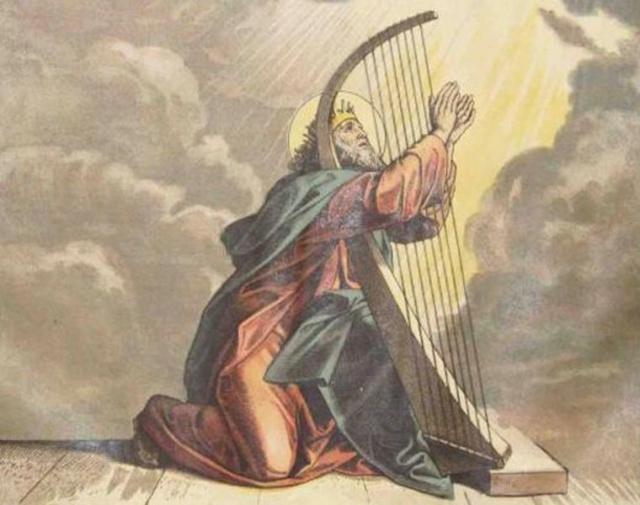 Псалом 84 (Для пострадавших от насилия и зла) 14202710
