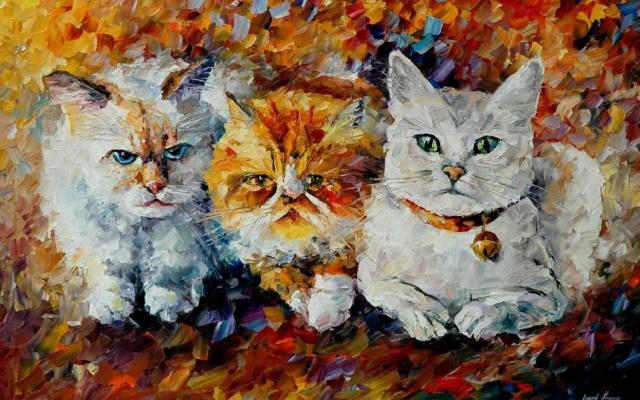 Поверья, связанные с кошками Artsfo10