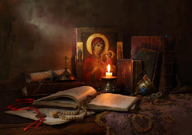 Сильная молитва от врагов Tdihkf11