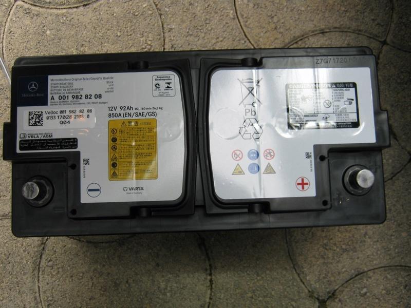 Batterie auxiliaire sur MP Activity Img_1410