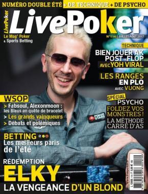 Deux nouveaux partenaires poker : LivePoker et YoHViraL.fr ! 14111
