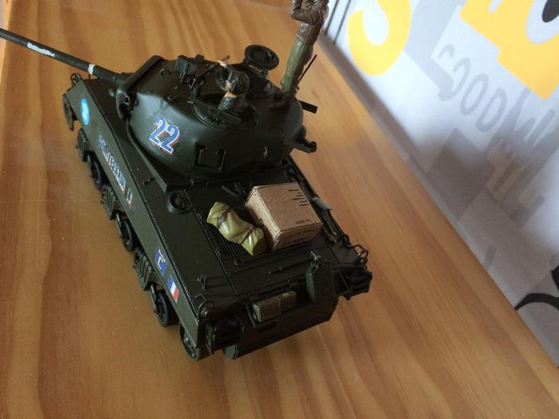 Sherman MONTEREAU II 2/501 RCC Italeri 1/35 Img_3810