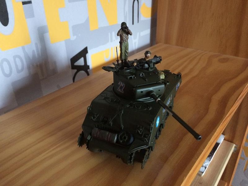Sherman MONTEREAU II 2/501 RCC Italeri 1/35 Img_3811
