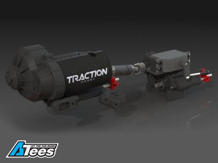 NOUVEAUTÉS. TRACTION HOBBY Tracti16