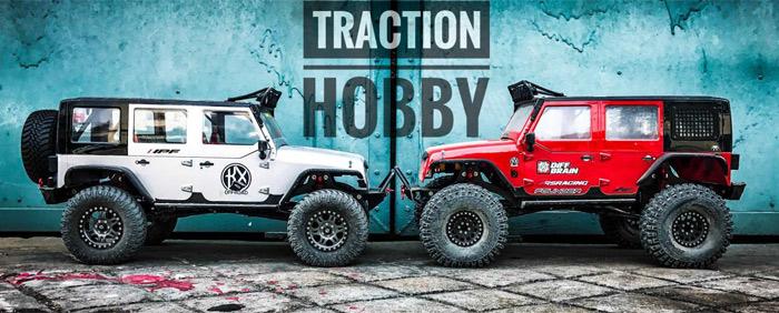 NOUVEAUTÉS. TRACTION HOBBY Tracti23