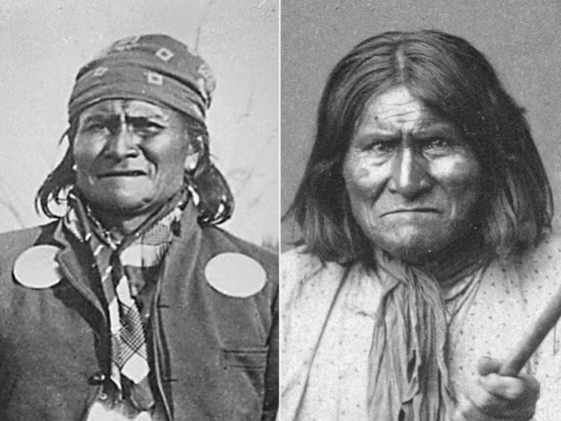 Buste de Geronimo 1/7 transformé (Terminé) Edan_020