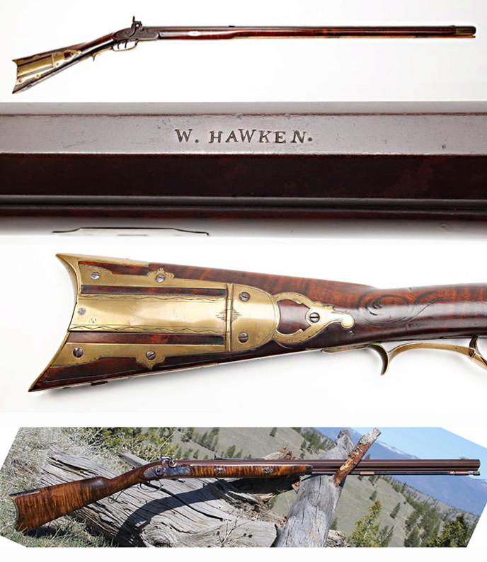 Sur la piste des castors - Trappeur en 1830 - 120mm transformé (2ème suite) Edan_211