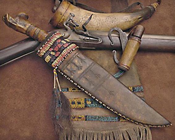 Sur la piste des castors - Trappeur en 1830 - 120mm transformé (2ème suite) Edan_212