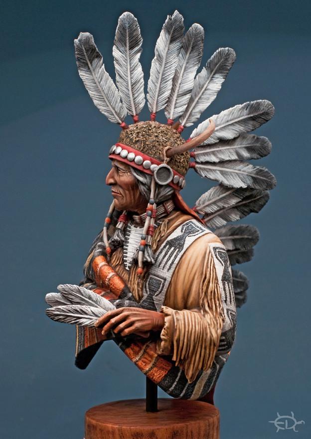 Buste Jicarilla Apache, un classique revisité (Fini !!!) - Page 2 Edan_318