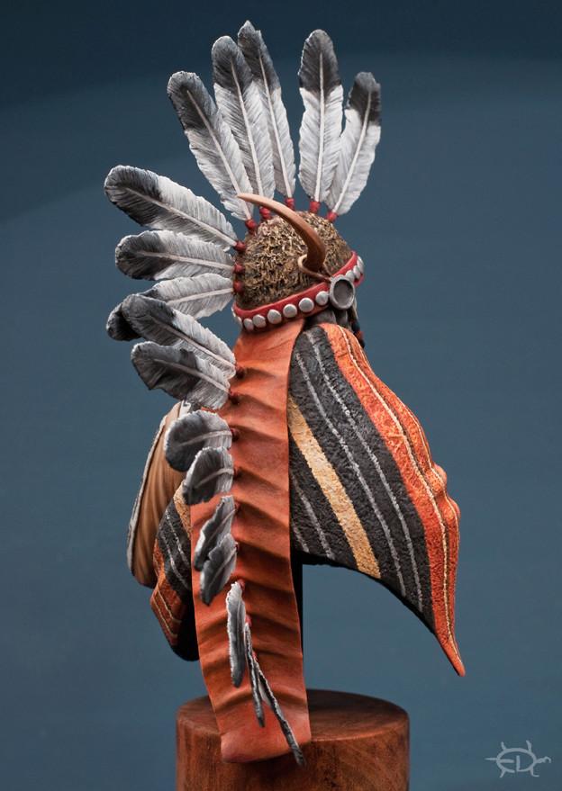 Buste Jicarilla Apache, un classique revisité (Fini !!!) - Page 2 Edan_412