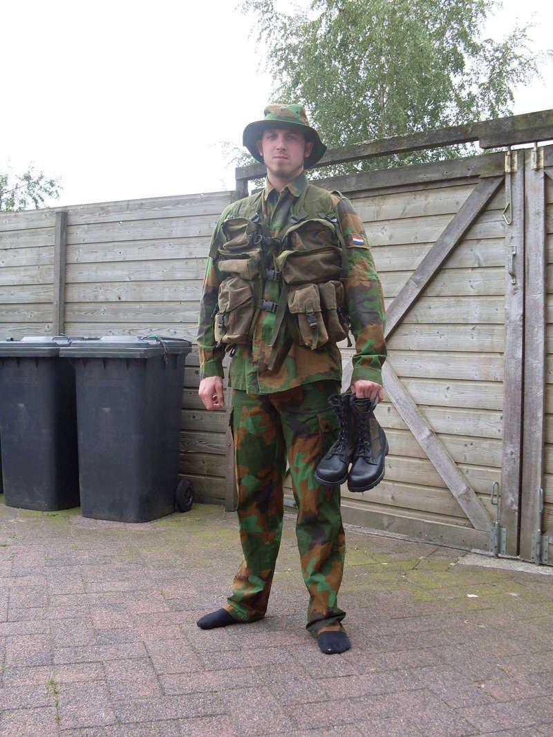 Dutch army loadout displays (cold war era) - Page 2 Nederl34