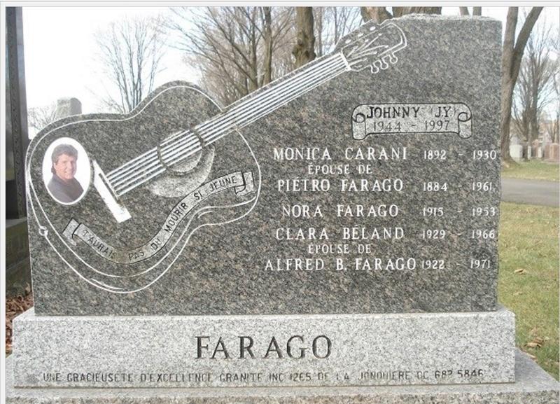 Johnny beland di farrago Farago11