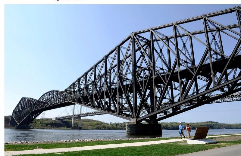 Effondrement du pont de Québec 1907 Pont10