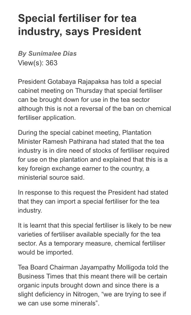 Fertilizer issue over !! Buy plantations D1328910