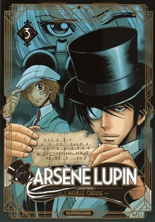 Manga Arsène Lupin Arsyne10