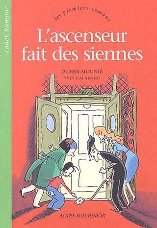L'ascenseur Fait Des Siennes Didier10
