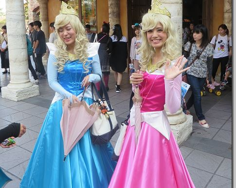 Tokyo Disney Resort en général - le coin des petites infos - Page 12 Hallow13