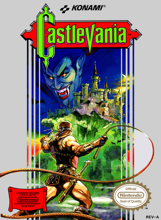 [NES] Castlevania Castle10
