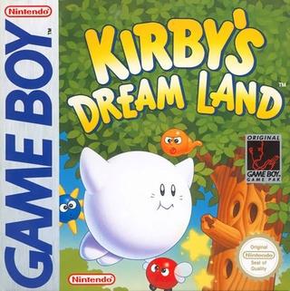 [GB] Kirby's Dream Land Kirbys10