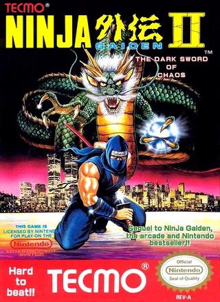 [NES] Ninja Gaiden II: The Dark Sword of Chaos Ninja_11