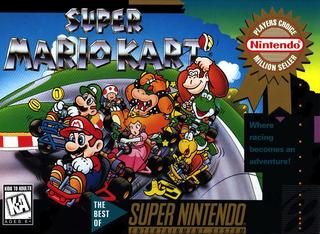 [SNES] Super Mario Kart Super_10