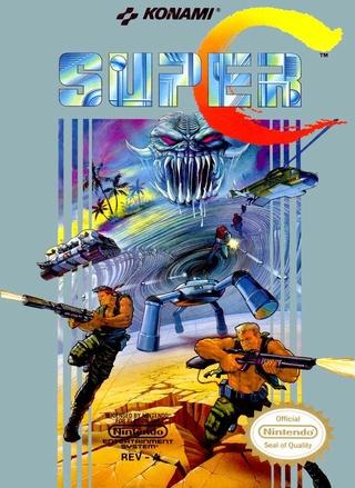 [NES] Super Contra Super_12