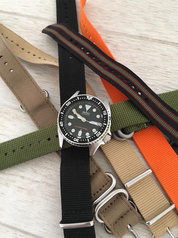 Seiko diver's SKX013 Img_1117