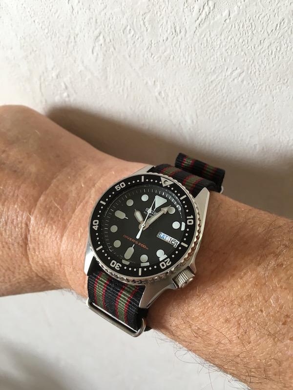 Seiko diver's SKX013 Img_1119
