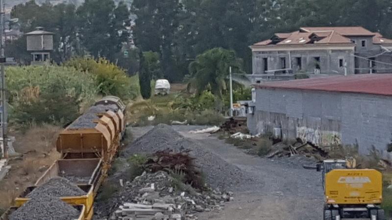 Ferrovia Messina - Catania - Siracusa 20170927
