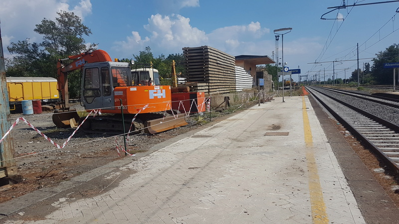 Ferrovia Messina - Catania - Siracusa 20170929