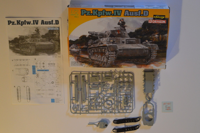 Panzerkampfwagen IV Ausf. D von Dragon Dsc_0310