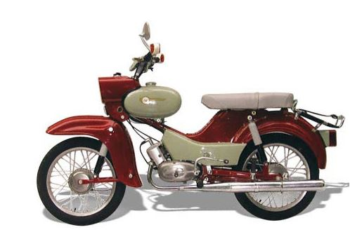 Your motorcycles and mine Simson10