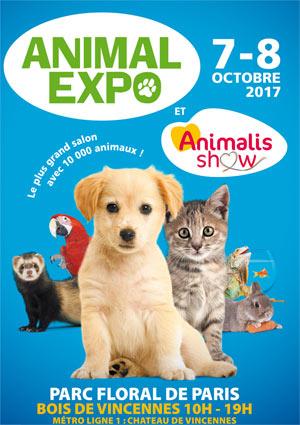 Animal Expo - 7 et 8 octobre 2017 - dépt 75 Paris Img_2911