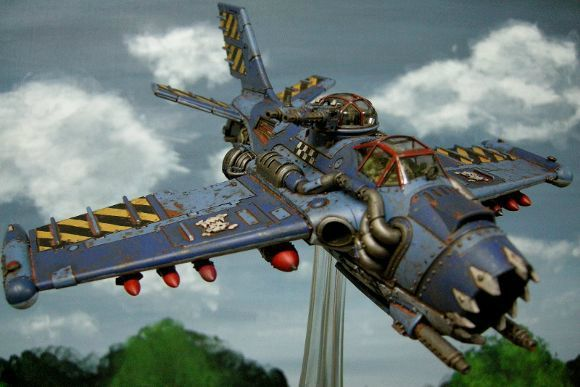 Warhammer 40.000 : Bad Chapter Chassa10