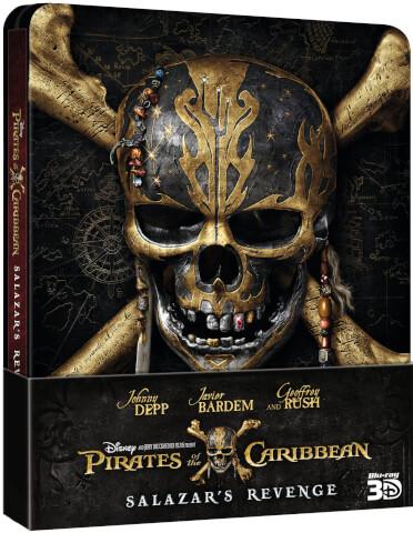 Pirates des Caraïbes : La Vengeance de Salazar [Disney - 2017] - Page 29 11480610