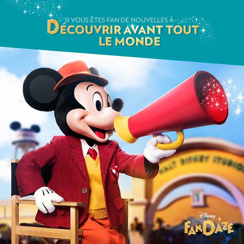 [Soirée] Disney FanDaze Inaugural Party (2 juin 2018) [programme complet page 39] - Page 6 21316310