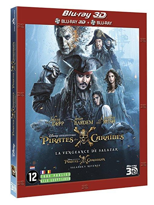 Pirates des Caraïbes : La Vengeance de Salazar [Disney - 2017] - Page 29 81vh8l10