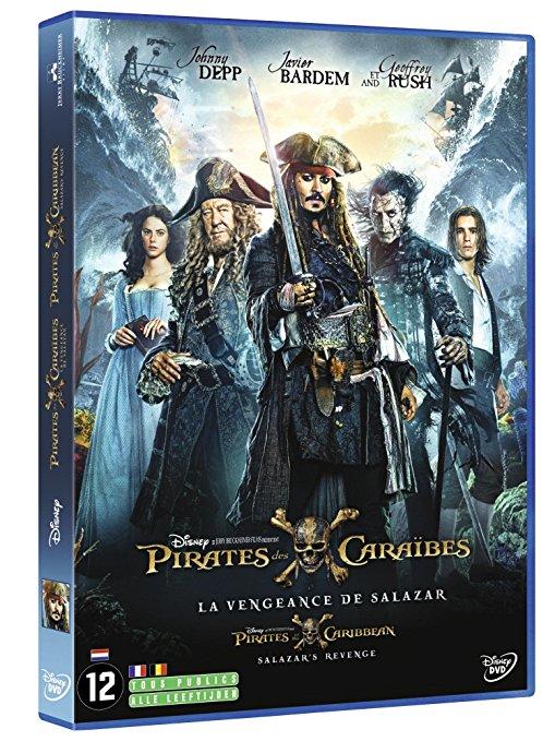 Pirates des Caraïbes : La Vengeance de Salazar [Disney - 2017] - Page 29 910a7q10